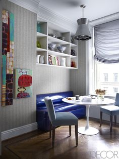 When it comes to decorating your space, every inch counts – even your room's sharp corners and oddly-shaped alcoves. These rooms prove all it takes is a little ingenuity to turn an unused spot into an eye-catching vignette.