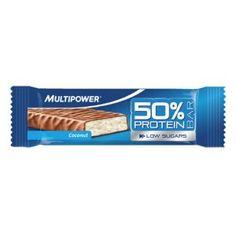 Multipower - 50% Protein Bar, Kokos: Amazon.de: Lebensmittel & Getränke