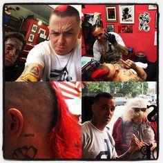 Sid Wilson DJ Starscream Slipknot Thanks for the cut for the tatt , my local in Venice Sid Wilson, Slipknot, Song Quotes, My People, Venice, Dj, Thankful, Songs, Music