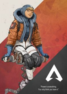 10 Best Apex Legends Cutout Characters Displate Posters