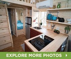 Tumbleweed Tiny House Interior farallon | tumbleweed tiny house, tiny houses and house