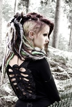 Forest Witch by Psychara on DeviantArt