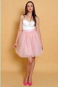 Fusta tulle fin Balerina Balerina, Ballet Skirt, Skirts, Fashion, Moda, Fashion Styles, Skirt, Fashion Illustrations, Gowns
