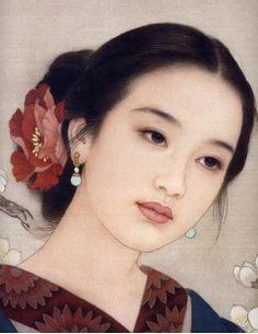 wang meifang art | ... Wang Meifang.Wang Meifang (王美芳), from Beijing, China (b. 1949