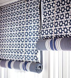 Design.Style.Decor: [decor]: On The Subject Of... Swedish and Roll-up Blinds