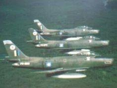 Royal Malaysian Air Force Avon F-86 Sabres