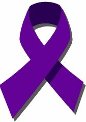 Domestic Violence Awareness Ribbon. Empowering youth to end domestic violence by educating, community programs, support.