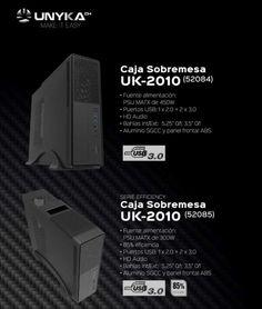 Nueva caja Slim MATX 2010