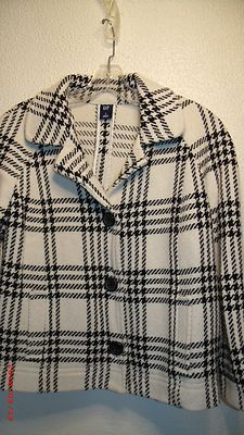 FROM GAP-BRAND NEW WOOL JACKET/COAT=ONLY $20!!---RETAILS FOR $60,,MAKE ME AN OFFER!!!!!
