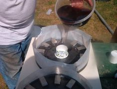 DIY 1000 Watt Wind Turbine : 5 Steps (with Pictures) - Instructables Solar Projects, Energy Projects, Diy Projects, Homemade Windmill, Homemade Wind Turbine, Windmill Generator, Solar Power Facts, Alternative Energie, Wind Power Generator