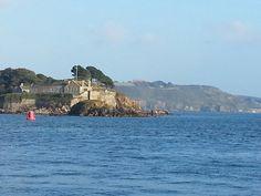Plymouth Harbor, England