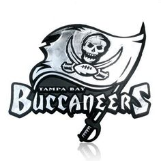 NFL Tampa Bay Buccaneers 3d Chrome Car Emblem by NFL Football. $4.99. Brand new high-quality licensed product.