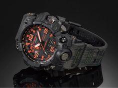 c869bfe3741 Casio G-Shock apresenta modelo exclsuivo inspirado nas atividades de terra  e cultura militar Colaboração