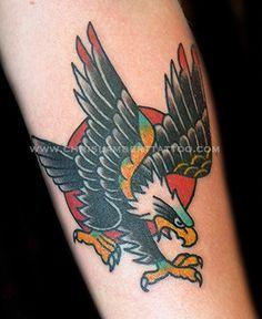 eagle tattoo forearm - Google Search