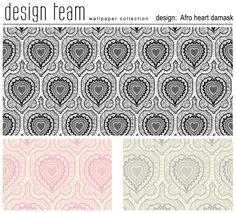 James Russell - Design Team Fabrics - Wallpaper - The Design Tabloid