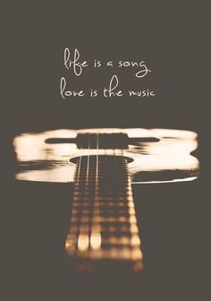 The music music quotes life, guitar quotes, music sayings, singing quotes. Music Is Life, My Music, Music Guitar, Music Tree, Ukulele, Live Music, Papa Roach, All About Music, Music Wallpaper