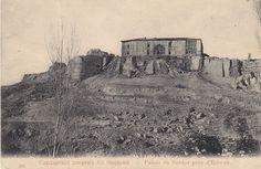 The Sardar's Palace (Exterior). Present site of the Yerevan Ararat Wine Factory.