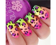 Opting for bright colours or intricate nail art isn't a must anymore. This year, nude nail designs are becoming a trend. Here are some nude nail designs. Neon Nails, Dope Nails, Cute Acrylic Nails, Nails After Acrylics, Neon Nail Designs, Leopard Print Nails, Modern Nails, Minimalist Nails, Nails Inspiration