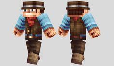 Cowboy Skin para Minecraft