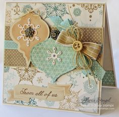 Scraps of Life: Christmas in July - SnSS Challenge