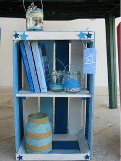 Conóce 10 Diferentes Formas de Reciclar una Caja de Madera