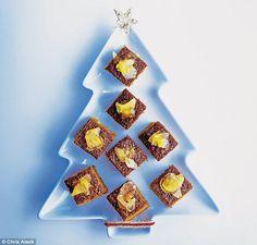 Give us a bake: Molasses ginger squares