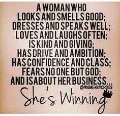 Women modesty quote