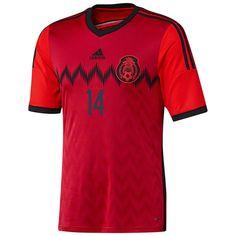 Javier Chicharito Mexico adidas 201617 Home Replica Jersey