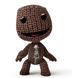Playing little big planet 2 with and skyler. it Playing little big planet 2 with and skyler. Little Big Planet, Big Little, Toy Art, Sac Boy, Cross Stitch Patterns, Crochet Patterns, Crochet Ideas, Sr1, Game Character