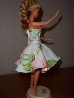 DIY - Barbie Clothes