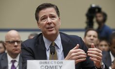FBI Historian Says Comey Threatens 240-Year Experiment With Democracy