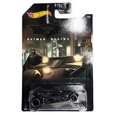 Batman Hot Wheels Diecast Vehicles 1/64 Wave A Assortment Batman Begins Batmobile SHIPPED FROM ITALY  EMPTY...   https://nemb.ly/p/Nksktybr_ Happily published via Nembol