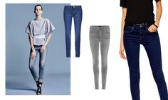 Denim Guide: 5 Jeans für jeden Figurtyp | Harper's BAZAAR