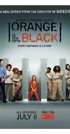 Orange Is the New Black (TV Series 2013– )