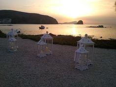weddig in Milos -