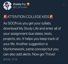 School study tips College hacks College life hacks Life hacks for school School hacks College prep - If you have problems maintaining the information you read you might need to find an alternate - School Life Hacks, High School Hacks, College Life Hacks, College Tips, Freshman Tips, School School, Study College, Funny College, College Ready