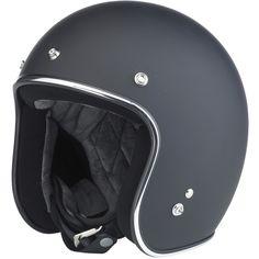 Hustler Helmet - Flat Black