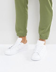 8ffde507241 adidas Originals Stan Smith Sneakers In White S75104 - White White Puma  Sneakers