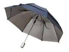 Gustbuster Metro Umbrella - Sunblok. Available @ www.let-it-rain.com