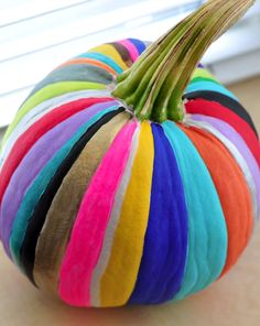 And I want pumpkins for the little kids to paint!