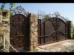 Картинки по запросу кованные ворота