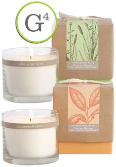 natural candles - Google Search