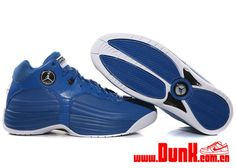 Jordan Jumpman Team 1 – Sport Blue / Black-White