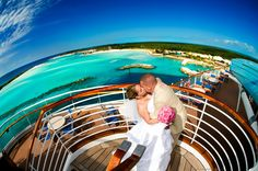 Photos from another Disney Cruise Wedding