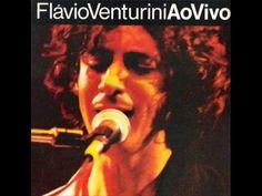 Flávio Venturini Ao Vivo - Todo Azul Do Mar (1991)