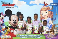 Gallery Disney Junior Train Station - 25 September 2014 | Johannesburg | Face-Box