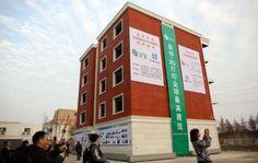 ENGEFROM e FROM - Engenharia e Vendas: Após construir dez casas, empresa chinesa apresent...