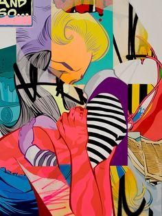 Pop Art x Street Art by POSE