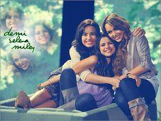 the 3 disney stars!!!! Omg I miss them!!!!!!!