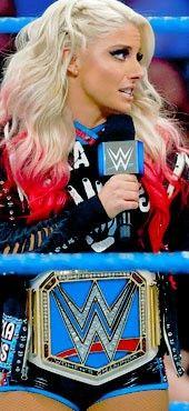 Alexa Bliss  WWE Smackdown Women's Championship